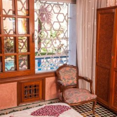 Отель Riad Alhambra 4* Стандартный номер с различными типами кроватей фото 11