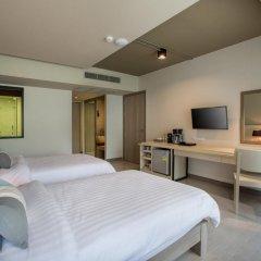 Отель Krabi La Playa Resort 4* Номер Делюкс с различными типами кроватей фото 3