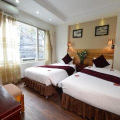 B & B Hanoi Hotel & Travel 3* Стандартный семейный номер с двуспальной кроватью фото 4