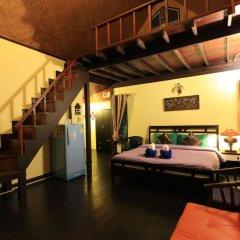 Отель Saladan Beach Resort 3* Бунгало с различными типами кроватей фото 40