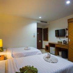 Отель The Chambre 3* Улучшенный номер с 2 отдельными кроватями фото 3