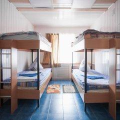 Hostel Tikhoe Mesto Кровать в общем номере с двухъярусной кроватью фото 3