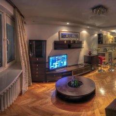Отель Anton Panorama Apartments Польша, Варшава - отзывы, цены и фото номеров - забронировать отель Anton Panorama Apartments онлайн интерьер отеля