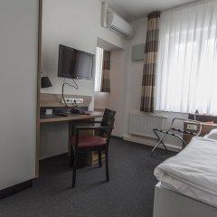 Отель Townhouse Düsseldorf 3* Стандартный номер с различными типами кроватей фото 8