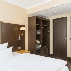 Отель NH Collection Berlin Mitte Am Checkpoint Charlie 4* Стандартный номер с разными типами кроватей фото 3