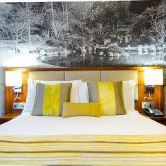 Seraphine Kensington Olympia Hotel 4* Представительский номер с различными типами кроватей фото 5