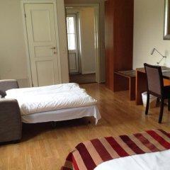 Marché Rygge Vest Airport Hotel 3* Стандартный семейный номер с двуспальной кроватью фото 3