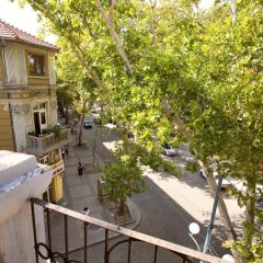 Отель Guest Rooms Plovdiv 3* Стандартный номер с 2 отдельными кроватями (общая ванная комната) фото 4