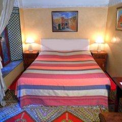Отель Riad A La Belle Etoile 3* Стандартный номер с различными типами кроватей фото 3