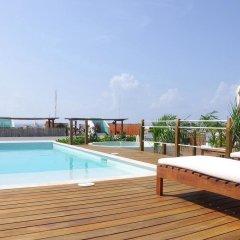 Отель La Papaya Plus 303 - LPP303 Мексика, Плая-дель-Кармен - отзывы, цены и фото номеров - забронировать отель La Papaya Plus 303 - LPP303 онлайн бассейн