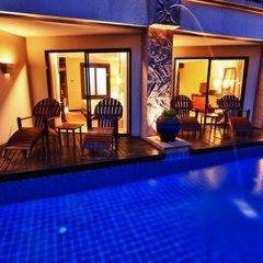 Отель Garden Cliff Resort and Spa 5* Номер Делюкс с различными типами кроватей фото 13