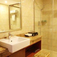 Fuyong Yulong Hotel 4* Номер Делюкс с различными типами кроватей фото 13