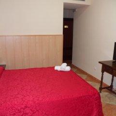 Отель Hostal San Roque Стандартный номер с различными типами кроватей