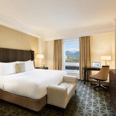 Отель Fairmont Banff Springs 4* Полулюкс с различными типами кроватей