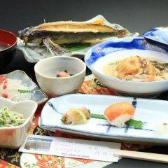 Отель Minshuku Shiratani Якусима питание
