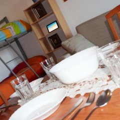 Отель Apartamentos Tratewo питание