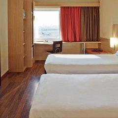 Отель Ibis Sao Paulo Congonhas 3* Стандартный номер с 2 отдельными кроватями