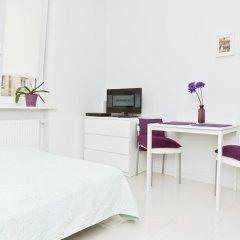 Отель Goodnight Warsaw 3* Студия с различными типами кроватей фото 29