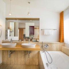 Отель Beauty & Wellness Resort Garberhof Маллес-Веноста ванная
