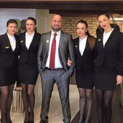 Отель Ostia Holiday Лидо-ди-Остия помещение для мероприятий