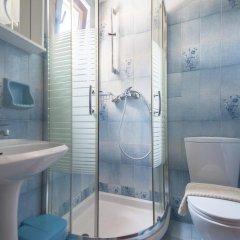 Отель Stavros Pension Греция, Родос - отзывы, цены и фото номеров - забронировать отель Stavros Pension онлайн ванная