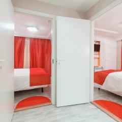 Art-hotel Zontik 2* Стандартный номер с различными типами кроватей (общая ванная комната) фото 3