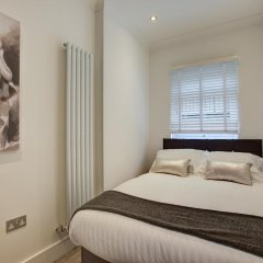 Апартаменты Linton Apartments Стандартный номер с различными типами кроватей фото 7