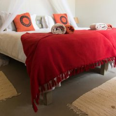 Отель Addo African Home 2* Стандартный семейный номер с различными типами кроватей фото 3