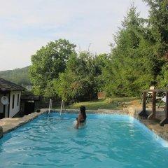 Отель Tacheva Family House - Pool Access Коттедж фото 15