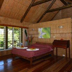 Отель Maravu Taveuni Lodge 2* Стандартный номер с различными типами кроватей фото 2