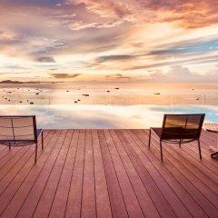 Отель Centric Sea Pattaya by Skyren бассейн