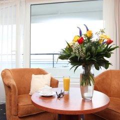 Отель Carat Golf & Sporthotel 4* Улучшенный номер с различными типами кроватей фото 4
