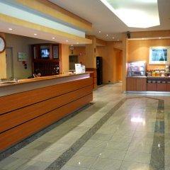 Hotel Aris интерьер отеля
