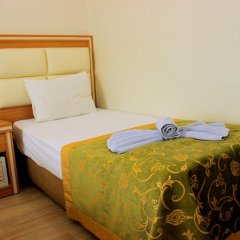 Hotel Buyuk Paris 3* Стандартный номер с различными типами кроватей фото 11