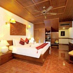 Отель Tropica Bungalow Resort 3* Стандартный номер с различными типами кроватей фото 17
