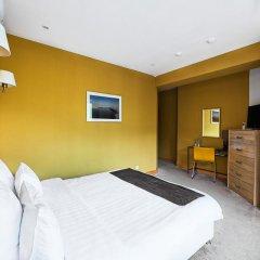 Гостевой дом Резиденция Парк Шале Стандартный номер с различными типами кроватей фото 21