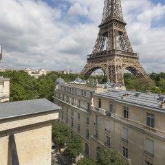 Отель Résidence Charles Floquet 2* Апартаменты с различными типами кроватей фото 6