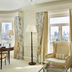 Отель The Savoy 5* Улучшенный номер с различными типами кроватей фото 3