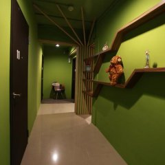 Backpackers Hostel-Ximending branch Стандартный номер с 2 отдельными кроватями фото 3