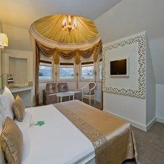 Отель Yasmak Sultan 4* Номер Делюкс с различными типами кроватей фото 5
