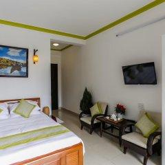 Отель Coconut Hamlet Homestay 2* Стандартный номер с различными типами кроватей фото 8