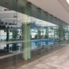 Отель Napoles Condo Suites Мексика, Мехико - отзывы, цены и фото номеров - забронировать отель Napoles Condo Suites онлайн бассейн фото 3