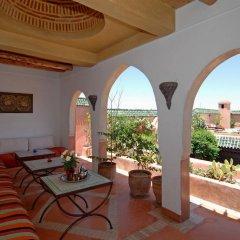 Отель Riad Safar Марокко, Марракеш - отзывы, цены и фото номеров - забронировать отель Riad Safar онлайн балкон
