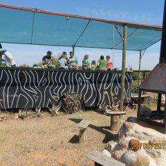 Отель Kudu Ridge Game Lodge