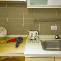 KW Hongdae Hostel Номер категории Эконом с различными типами кроватей фото 6