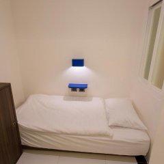 BearPacker Patong Hostel Номер Эконом с различными типами кроватей фото 9