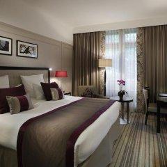 Отель Marriott Opera Ambassador 4* Улучшенный номер фото 5
