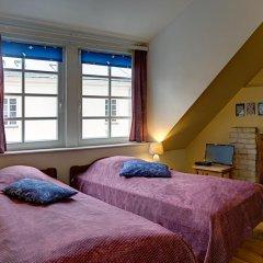 Отель Bernardinu B&B House 2* Стандартный номер с различными типами кроватей фото 5