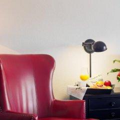 Capitol Hill Hotel 3* Люкс с различными типами кроватей фото 3