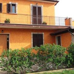 Отель Number60 Рим балкон